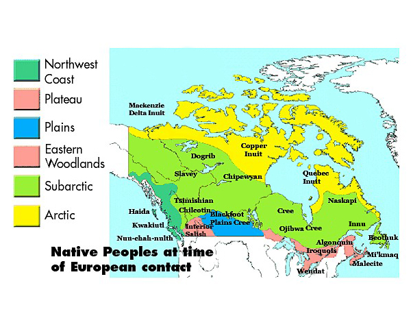 the intolerance between native americans and europeans