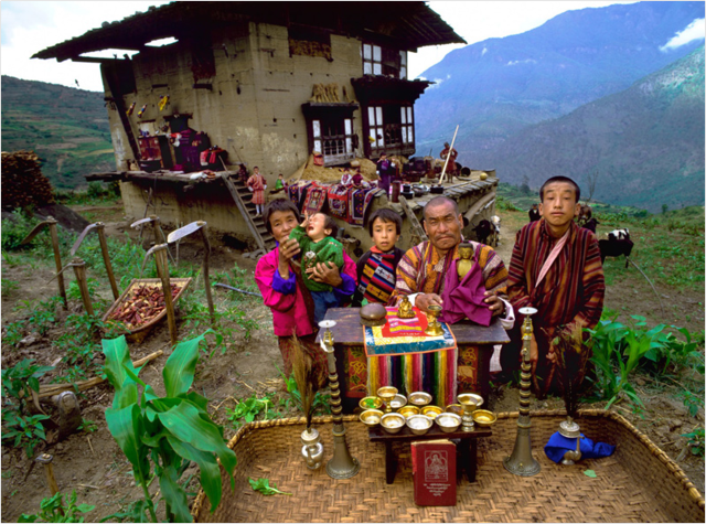 Bhutan Material World